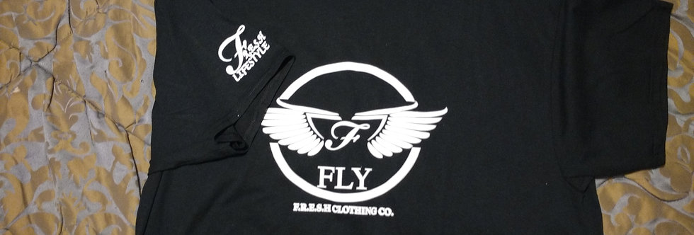 """F.R.E.S.H. """"WINGZ ON""""TEE"""