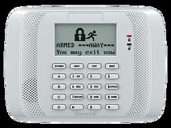 6162 Alpha Keypad