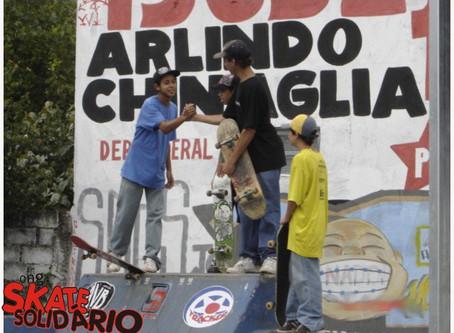 Encontro Skate Solidário - Orquídeas