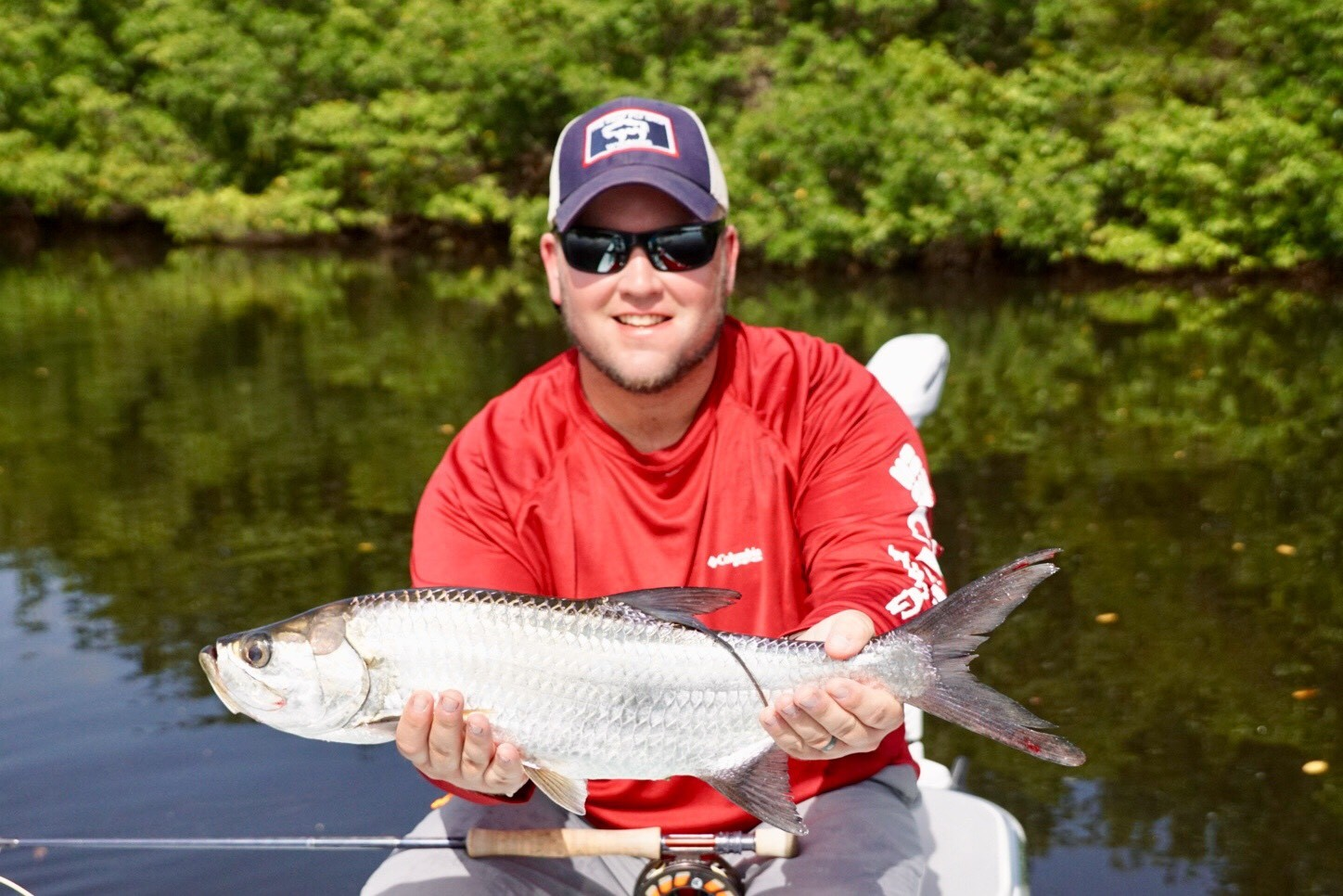 Fly tide Charters 2018