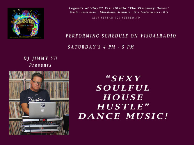 Jimmy Yu Sexy, Soulful House Hustle - Sa