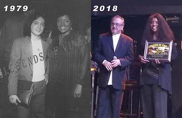 Gloria Gaynor & Luis Mario 39 Years.jpg