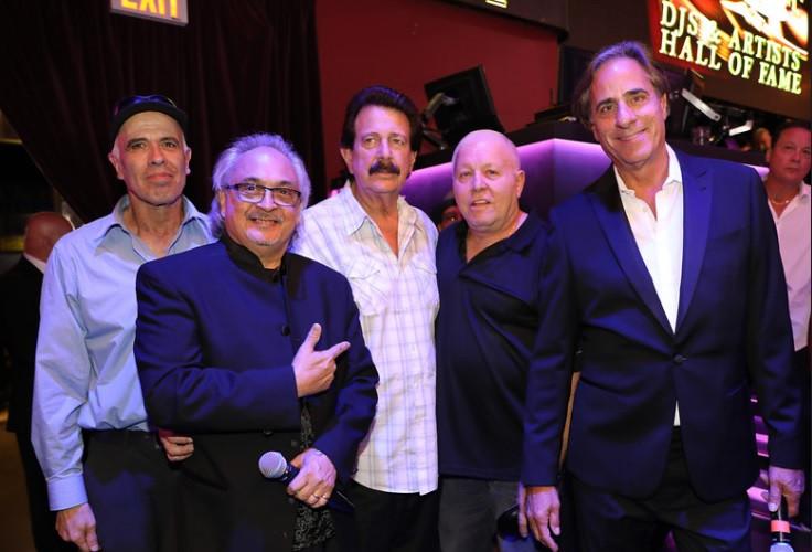Luis Mario, Bob Goodrich, Paul Casella &