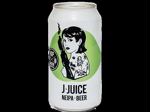 Hop Nation J-Juice NEIPA