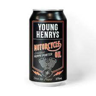 Young Henry's Motorcycle Oil