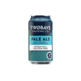 TWOBAYS Pale Ale (Gluten Free)