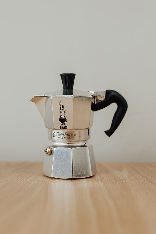 Single Cup Bialetti Stovetop