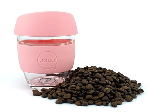 FAT Coffee &  4oz JOCO cup Promo