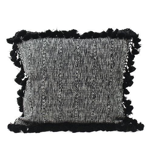 Decorative Fringe Pillow Cover