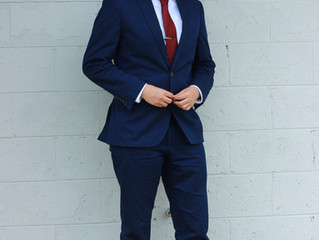 Guest Blog: Lessons Learned When Buying My First Suit