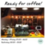 Coffee Roaster Bloemfontein