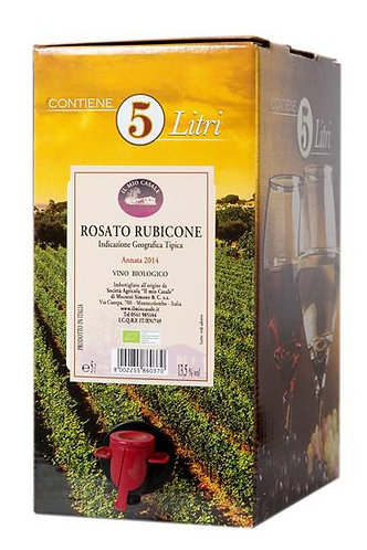 Rosato - Rubicone - 5 lt.