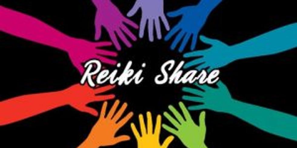 Reiki Share (Free Event)