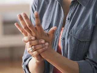 Reiki Helps Arthritis, Carpal Tunnel and M.S.