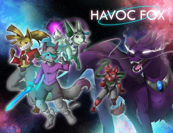 Havoc Fox (Coming Soon!)
