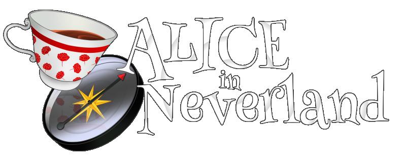 Alice in Neverland logo