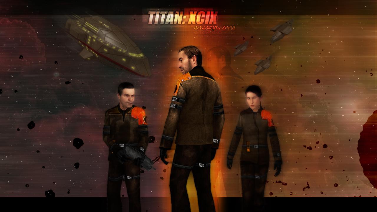 Titan: XCIX