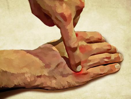 É possível tratar doenças pressionando pontos de Acupuntura?