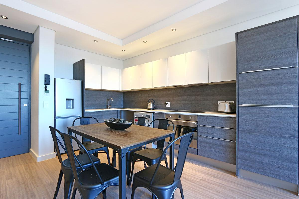 Matrix kitchen Basalt Oak