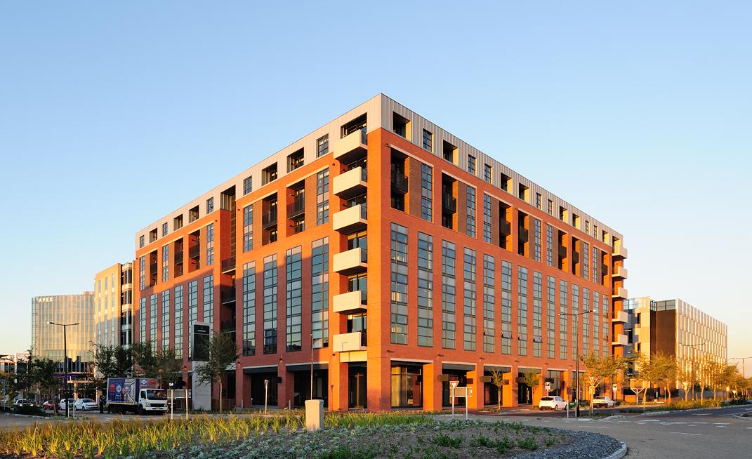 Matrix building