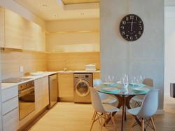 Matrix kitchen Virginia Oak
