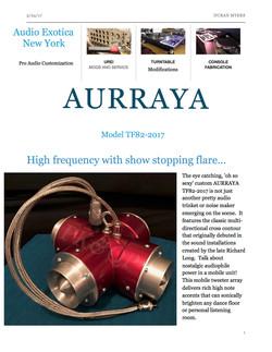 AURRAYA Model TF82-2017