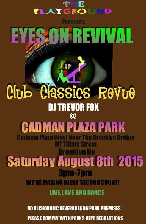 The Playground Club Classic Revue