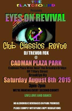 The Playground Club Classic Revue