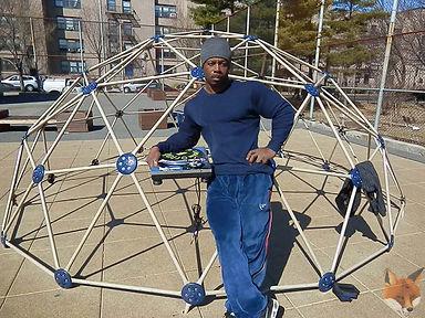 DJ Trevor Fox of The Playground