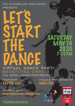 Let's Start the Dance