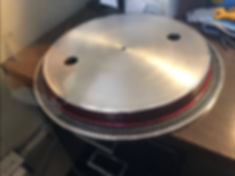 Black Widow Turntable Project