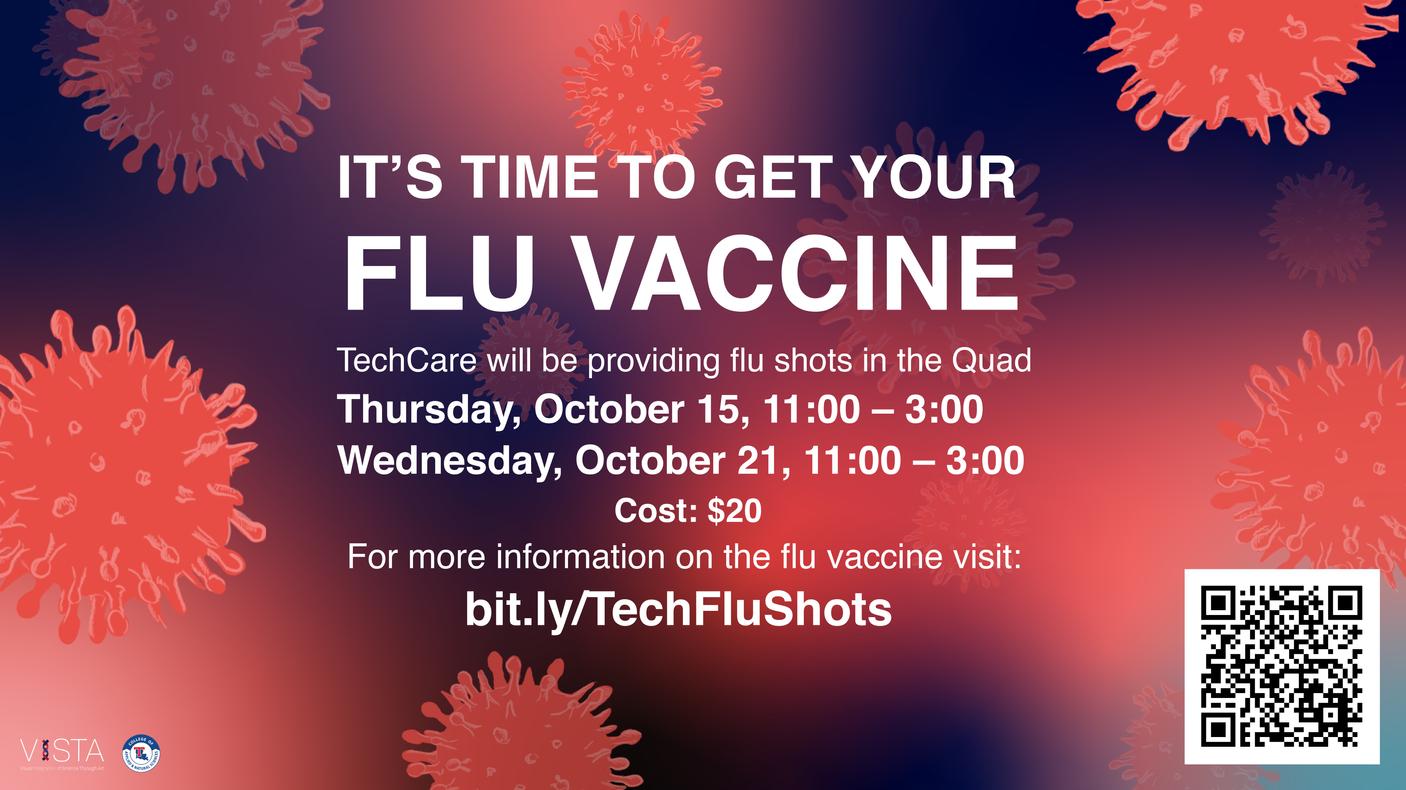 Flu Vaccine Awareness Campaign Digita Board #2