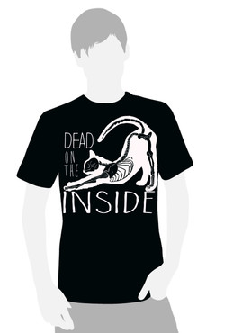 Dead on the Inside Product Image