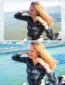 Photo Editing Example 3