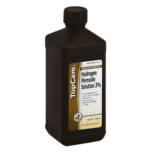 Top Care Hydrogen Peroxide