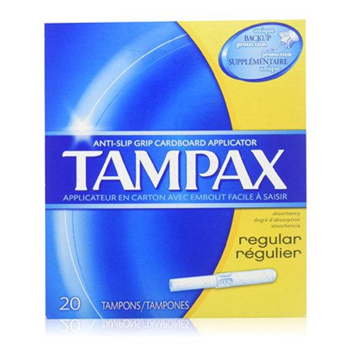 Tampax 20 ct. Regular