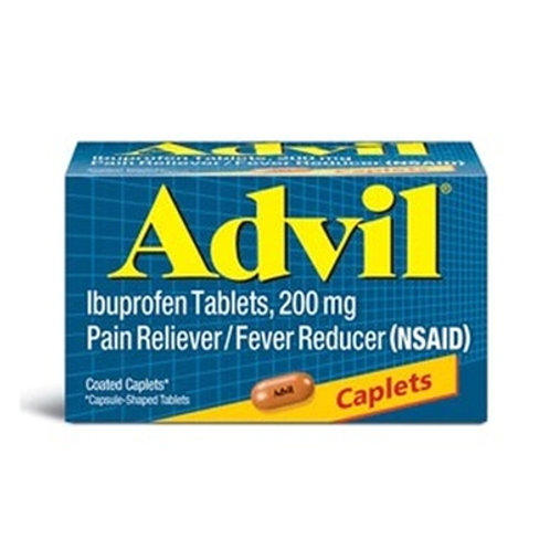 Advil Caplets, 24ct
