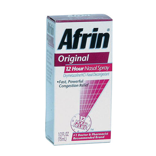 Afrin Nasal Spray