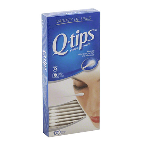 Q-Tips 170 ct.