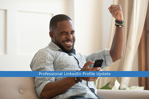 LINKEDIN PROFILE UPDATE