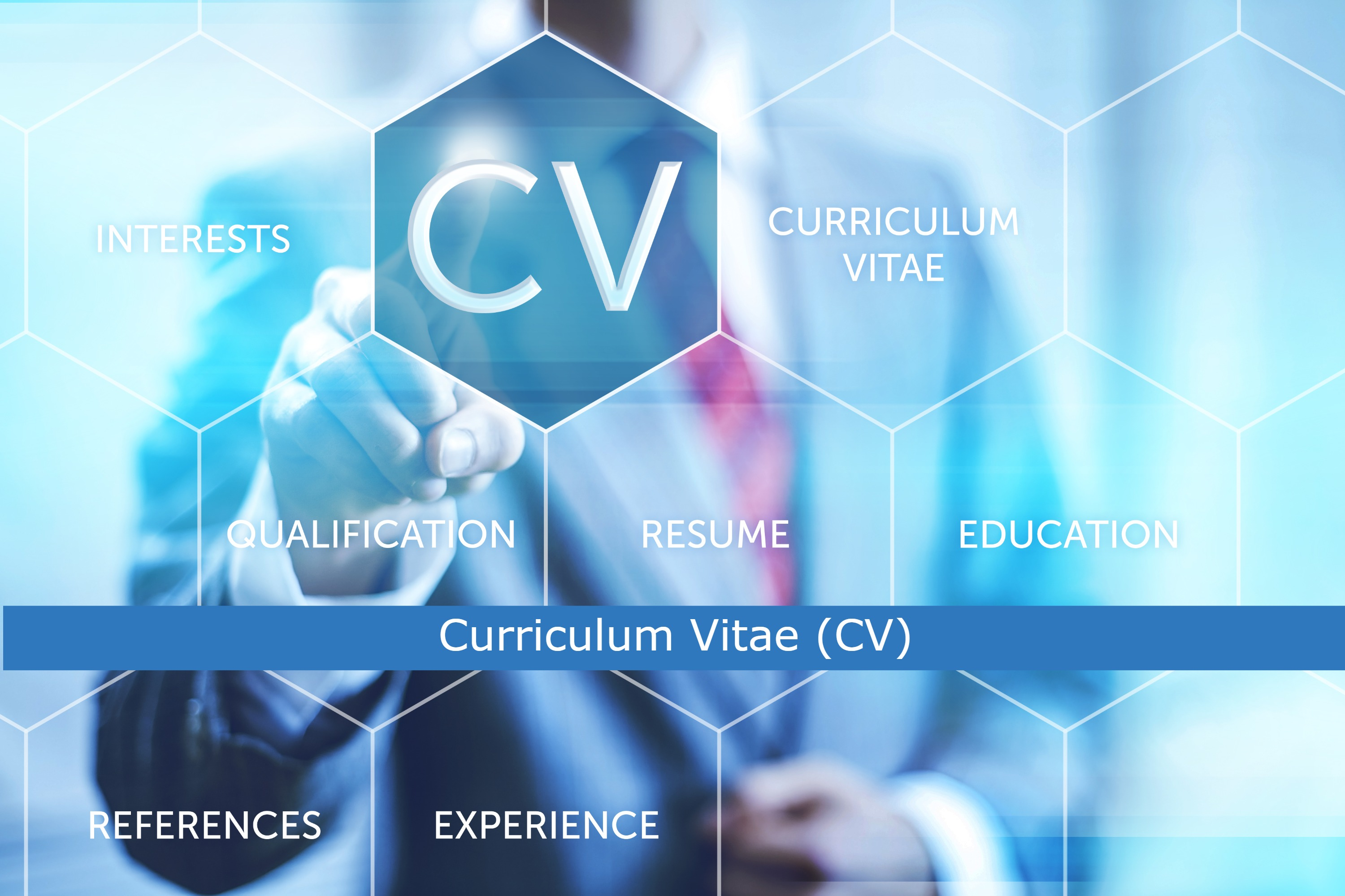 Curriculum Vitae. Include all the details that do not fit on a traditional resume.
