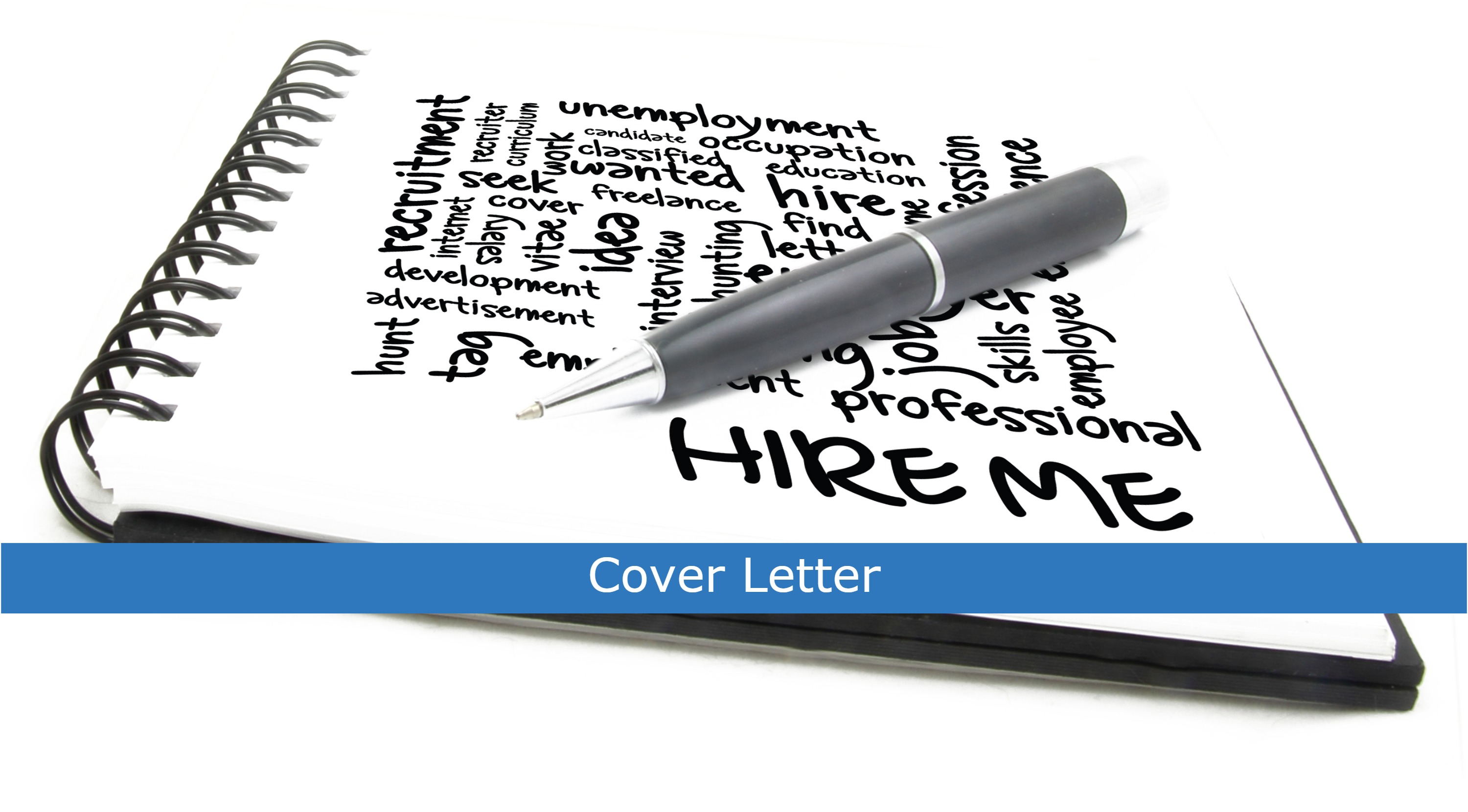 Cover Letter will create a cohesive application process.