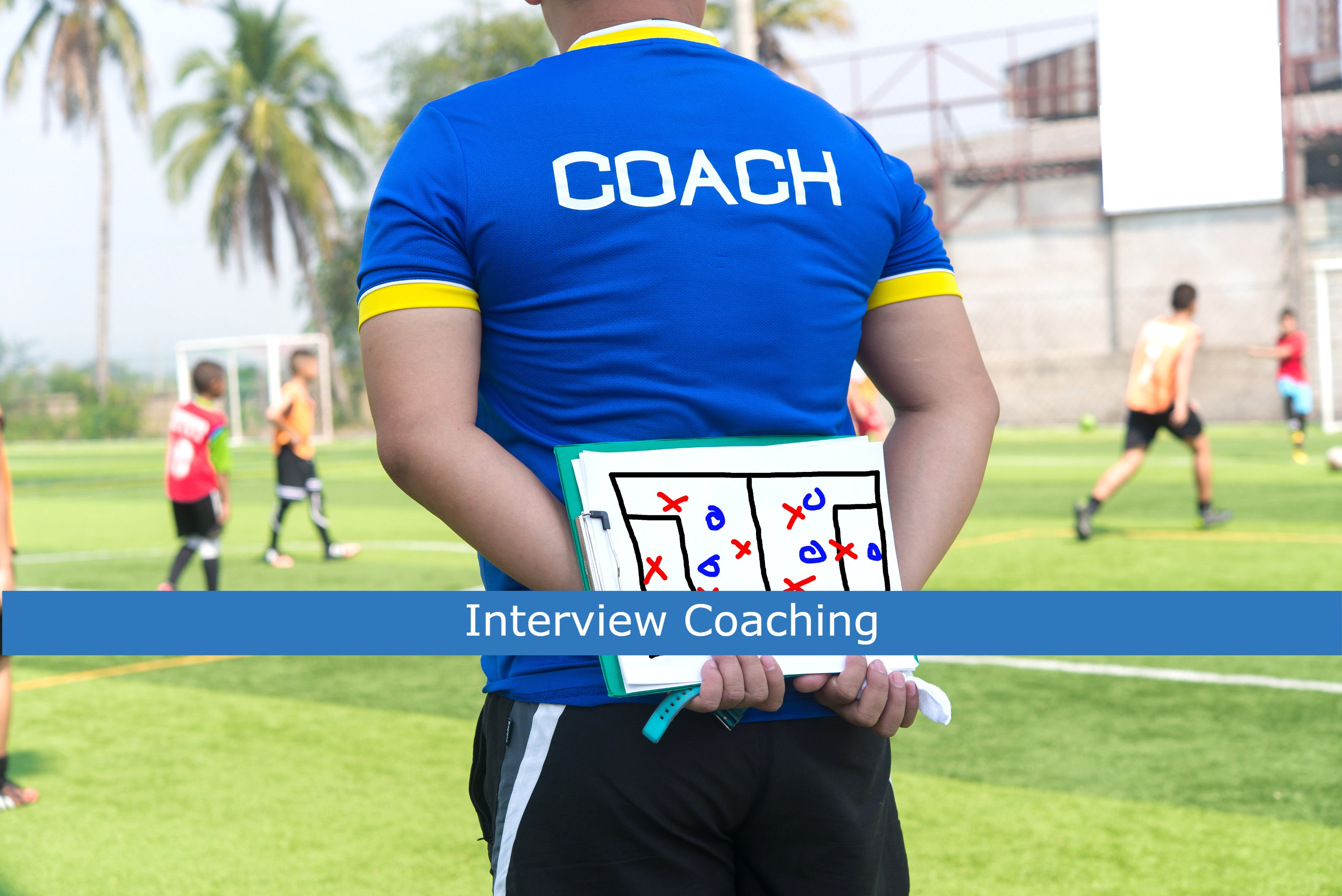 Interview Coaching will ensure you are confident and have your responses practiced and professional.