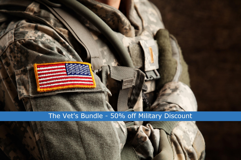 Resume, LinkedIn Profile & Cover Letter for Veterans. 50% Off.