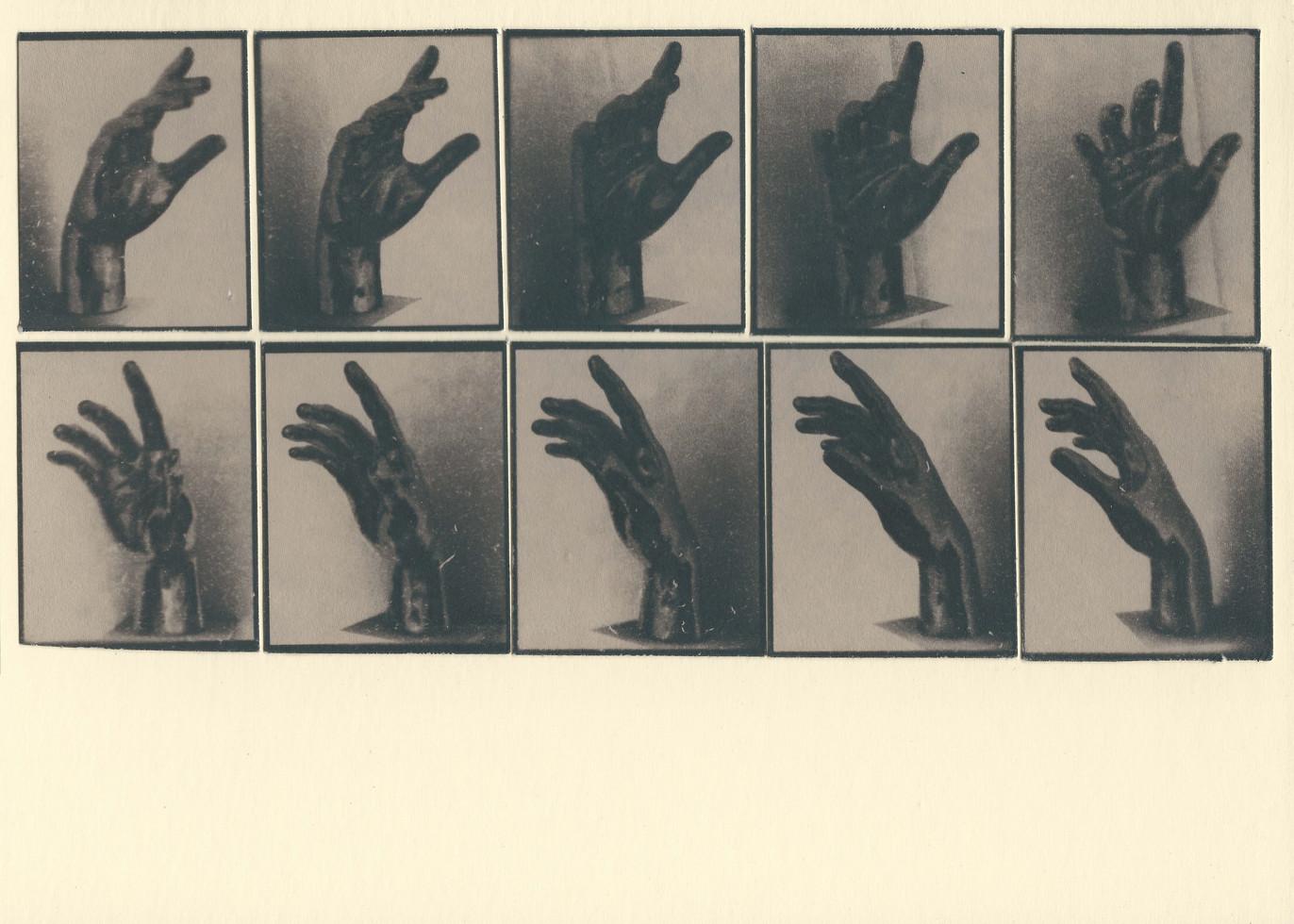 Stereoscope (Hand of Adam)