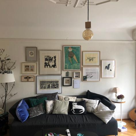 "Appartement ""Lie"" - Salon"