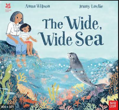 New picture book, out March 2021