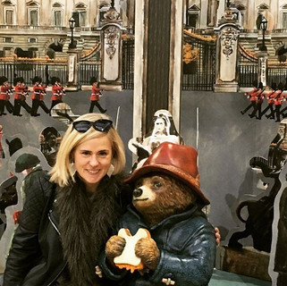 After the screening of Paddington 2 for which I wrote the novelisation