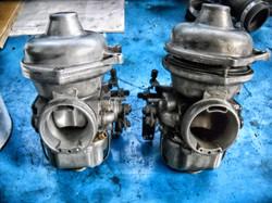 Revisione carburatori