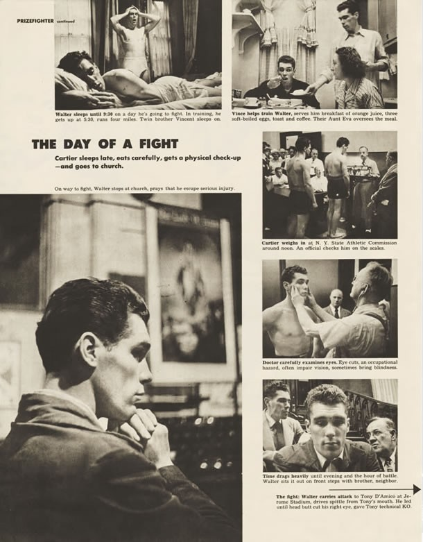 Day Of The Fight - A